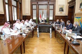 وزير الزراعة يستقبل وفدا سعوديا رفيع المستوى.. ويؤكد استمرار حركة الصادرات المصرية للمملكة| صور