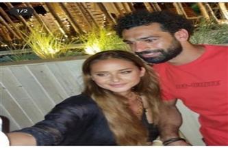 نيللى كريم برفقة محمد صلاح في أحدث ظهور لها | صور