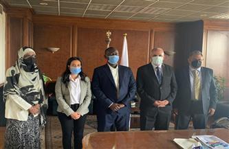 وزير الري يلتقي رئيس «ماعت للسلام».. ويشيد بدور المؤسسة في تصحيح الأكاذيب عن قطاع المياه