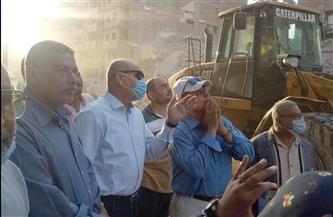 نائب محافظ القاهرة يكشف محاور خطة تنفيذ محور «مسطرد - عدلي منصور»
