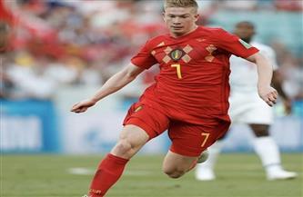 «دي بروين» جاهز للعودة لتدريبات المنتخب البلجيكي