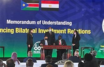 رئيس الوزراء يشهد توقيع عدد من الاتفاقيات بمنتدى رؤساء هيئات الاستثمار الإفريقية