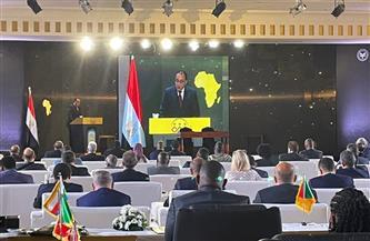 «مدبولي»: لدينا فرص غير محدودة للتصنيع لتصبح القارة الإفريقية مصنع العالم