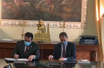 وزير التعليم العالي ونظيره البرتغالي يوقعان مذكرة تفاهم ويبحثان تعزيز التعاون العلمي | صور