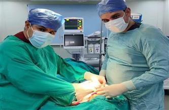 صحة مطروح: إجراء 3 جراحات استئصال أورام في المستشفى العام بالمجان |صور
