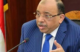 """وزير التنمية المحلية يتابع مع محافظ الجيزة تنفيذ المشروعات التنموية والخدمية و""""حياة كريمة"""""""