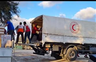 «تنسيقية شباب الأحزاب» تثمن مجهودات وزارة التضامن والهلال الأحمر في دعم الأشقاء الفلسطينيين