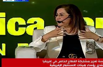 هالة السعيد تشرح لـ «بوابة الأهرام» جهود مصر لتعزيز مشاركة القطاع الخاص في التنمية
