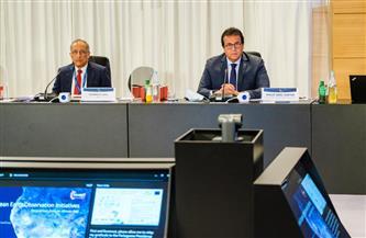 وزير التعليم العالي يشارك في فعاليات منتدى الفضاء الأوروبي الإفريقي بالبرتغال
