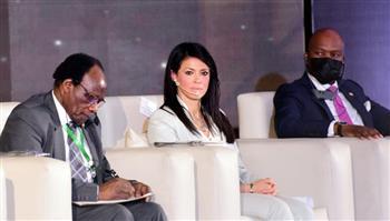 وزيرة التعاون الدولي: العلاقات المصرية الإفريقية تشهد تطورًا كبيرًا في عهد الرئيس السيسي