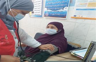 استمرار تقديم خدمات دعم صحة المرأة بكفرالشيخ وفحص 8435 سيدة |صور