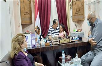 مدير التعليم بالقاهرة يوجه بإعادة مقابلة طفلة روض الفرج التي تعرضت للتنمر من مشرف المدرسة