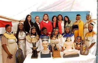يوم مصري في أكاديمية رواد الفضاء بجنوب إفريقيا تعزيزًا للعلاقات الشعبية بين البلدين| صور