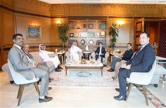 المدير العام للإيسيسكو يستقبل الرئيس التنفيذي للصندوق السعودي للتنمية