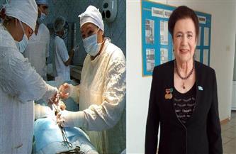 «طبيبة الغلابة» أجرت 10 آلاف عملية جراحية وكانت تتبرع بالدم لمرضاها.. «مشالي» جديد يظهر في كازاخستان | صور