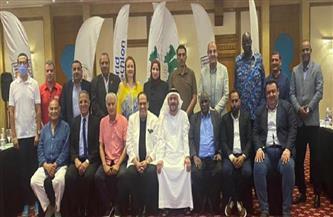 أحمد ناصر رئيسًا للاتحاد العربي للترايثلون بالتزكية