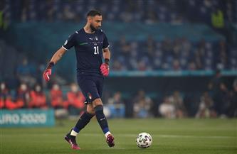 «دوناروما» يحقق رقمًا قياسيًا مع منتخب إيطاليا في أمم أوروبا