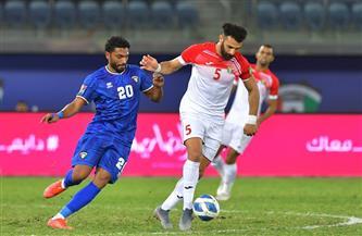تصفيات آسيا: التعادل السلبي يخيم على مواجهة الكويت والأردن في المجموعة الثانية