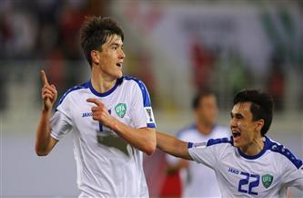 منتخب أوزبكستان يتمسك بآمال المنافسة بالتصفيات الآسيوية لمونديال 2022 في قطر وكأس آسيا 2023 بالصين