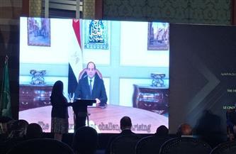 بدء الاجتماع الخامس لرؤساء المحاكم الدستورية بالقاهرة بمشاركة 40 دولة إفريقية | صور