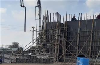 محافظ الشرقية: أتابع معدلات تنفيذ مشروع الصرف بميت جابر   صور
