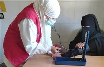 فحص أكثر من 692 ألف سيدة ضمن مبادرة «100 مليون صحة» بالمنيا
