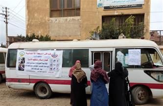 قافلة للصحة الإنجابية في حي المرج