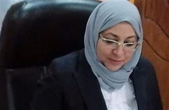 نائبة محافظ القاهرة توجه بإعادة الانضباط لميدان محطة حلوان