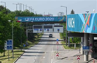 حمى كرة القدم ترتفع ببطء في ميونخ قبل مباريات يورو 2020
