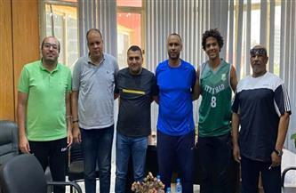 يوسف سعيد لاعب كرة السلة بالنصر ينتقل للاتحاد السكندري