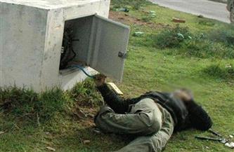 مصرع عامل صعقا بالكهرباء أثناء ري أرض زراعية بمركز المنزلة