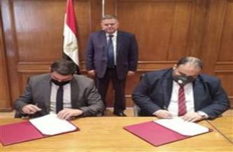 وزير قطاع الأعمال العام يشهد توقيع مذكرة تفاهم بين «التجارية للأخشاب» و«صناعة الأثاث»