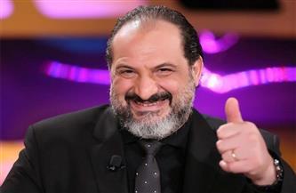 """الفنان خالد الصاوي في ضيافة """"بوابة الأهرام"""".. غدًا"""