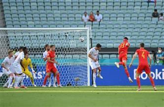 منتخب ويلز يسجل هدف التعادل في شباك سويسرا بـ «يورو 2020» |صور