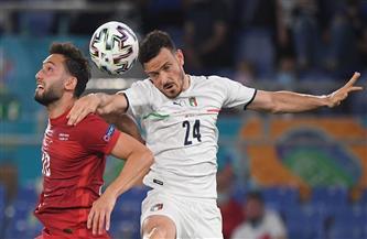الشكوك تحوم حول مشاركة «فلورينزي» مع المنتخب الإيطالي في مواجهة سويسرا
