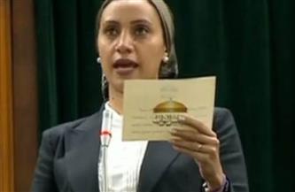 آيه مدني: نجاح تجربة «تنسيقية الأحزب» أكدت على الرؤية الثاقبة للرئيس السيسي نحو الشباب