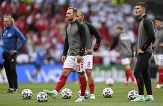 تشكيل الدنمارك لمواجهة فنلندا في «يورو 2020»