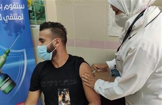 تطعيم لاعبي الاتحاد السكندري  بالمصل المضاد لفيروس كورونا