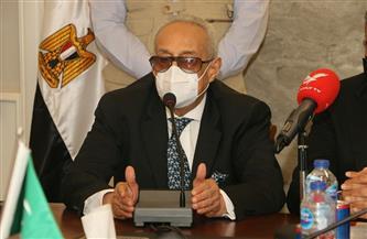 رئيس حزب الوفد: نقدر دور الرياضة في بناء المواطن.. وأي مكاسب رياضية تضاف لرصيد الدولة المصرية |صور