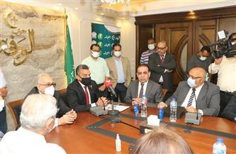 رئيس اللجنة النوعية للرياضة بالوفد: بيت الأمة يحرص دائمًا على دعم نشاطات بناء الإنسان المصري |صور