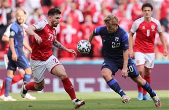 رسميًا.. استئناف مباراة الدنمارك وفنلندا بـ «يورو 2020» فى الثامنة والنصف