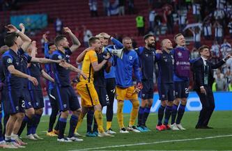 فوز تاريخى.. فنلندا تحقق الفوز على الدنمارك فى أول ظهور باليورو