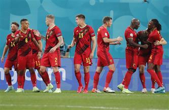 لوكاكو يقود بلجيكا للفوز على روسيا بثلاثية فى يورو 2020
