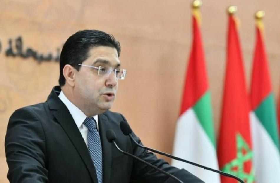 وزير الخارجية المغربي نرغب في تفعيل التعاون مع موريتانيا خاصة بالمجال الاقتصادي