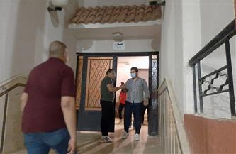 جهاز مدينة بدر يشن حملة ضبطية قضائية مسائية على وحدات الإسكان الاجتماعي المخالفة |صور