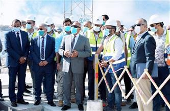 وزير النقل:خطة شاملة لتحويل الموانئ المصرية إلى مراكز لوجيستية  صور