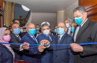 """كامل الوزير يشهد افتتاح مؤتمر النقل البحري واللوجستيات """"مارلوج 10"""" بالأكاديمية العربية   صور"""