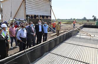 مياه المنوفية: طرح 12 محطة رفع صرف صحي جديدة بتلا| صور وفيديو
