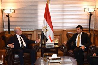 محافظ جنوب سيناء رئيسًا لمجلس أمناء المدينة الرياضية والشبابية بشرم الشيخ