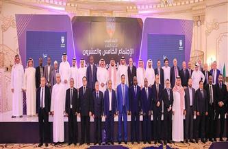 """الاتحاد العربي لكرة القدم يقيم """"عموميته"""" في جدة لانتخاب رئيس وأعضاء لدورة جديدة"""